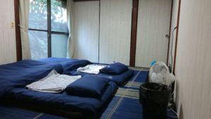 ゲストハウス個室