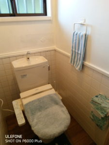 ゲストハウストイレ